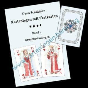 Kartenlegen mit Skatkarten Band I & 32 Skatkarten
