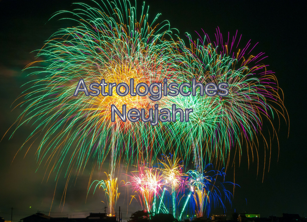 Astrologisches Neujahr